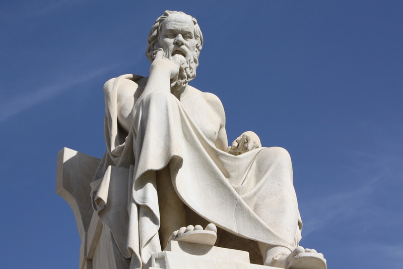a research on greek philosophers